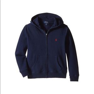 Ralph Lauren Polo zip up fleece